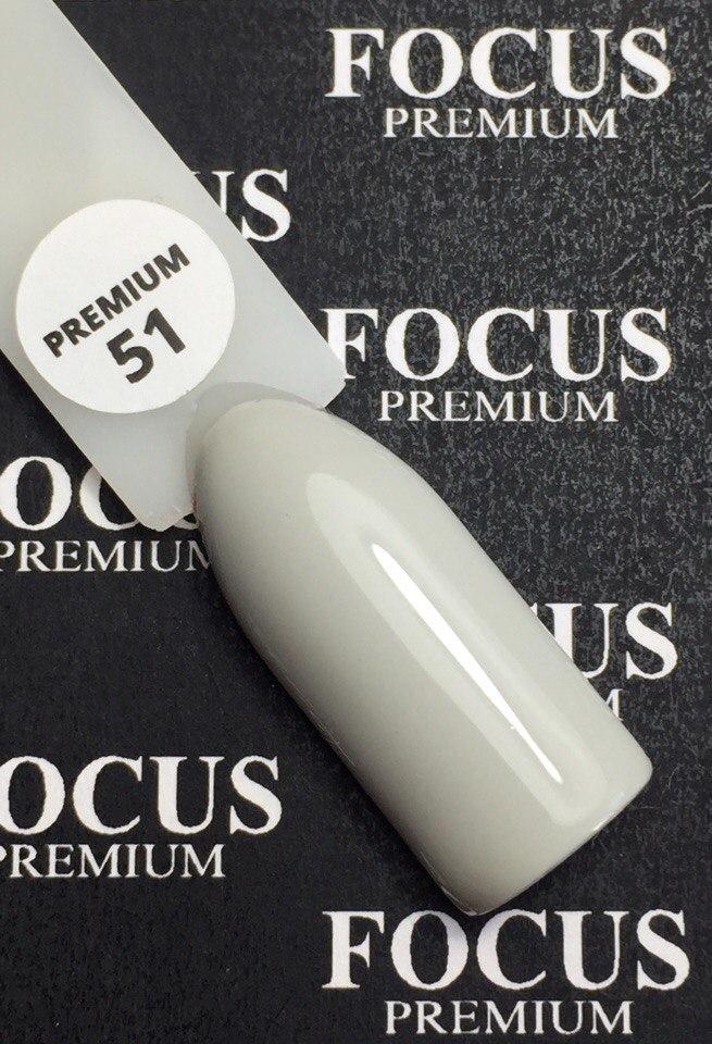 Гель-лак FOCUS premium № 51, 8 мл