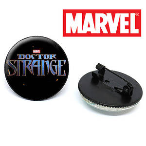 Значок с Доктором Стренджем Marvel
