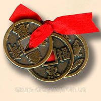Китайские монетки счастья