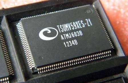 Процессор  TSUMV59XES-Z1 QFP128, фото 2