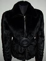 Натуральная шуба из бобрик р.48-50 меховая куртка