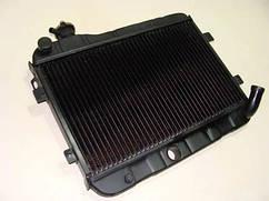 Радиатор охлаждения 2101 2102 медный Оренбург