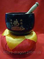 Поющая чаша Тибета диаметром 13 см