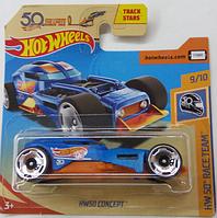Машинка Hot Wheels поштучно в индивидуальной упаковке