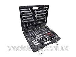 "Набор инструментов 1/4"", 1/2"", 130 предметов // Partner PA-40130 код. 8303"