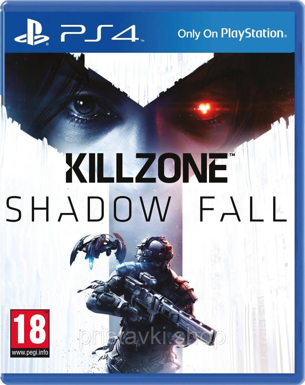 Killzone Shadow Fall PS4 \ PS5
