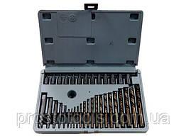 Набор бит-экстракторов для извлечения поврежденных болтов 35пр.