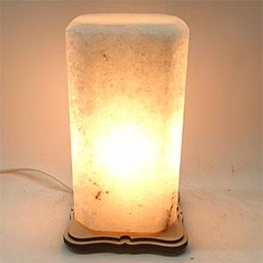 Соляной светильник Кубик - Средний восьмиугольник