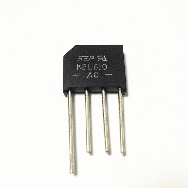 Діодний міст KBL610 6А 1000В