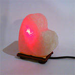 Соляной светильник - Сердце USB