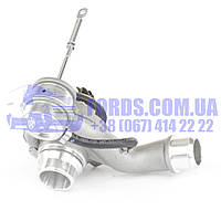 Турбина FORD CONNECT/FOCUS 1998-2013 (1.8TDCI) (1351395/XS4Q6K682DE/100050075) MOTOPOWER, фото 1