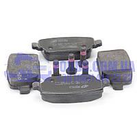 Колодки тормозные задние FORD MONDEO/FOCUS/KUGA 2007-2014 (1756395/6G912M008GF/125600) REMSA, фото 1