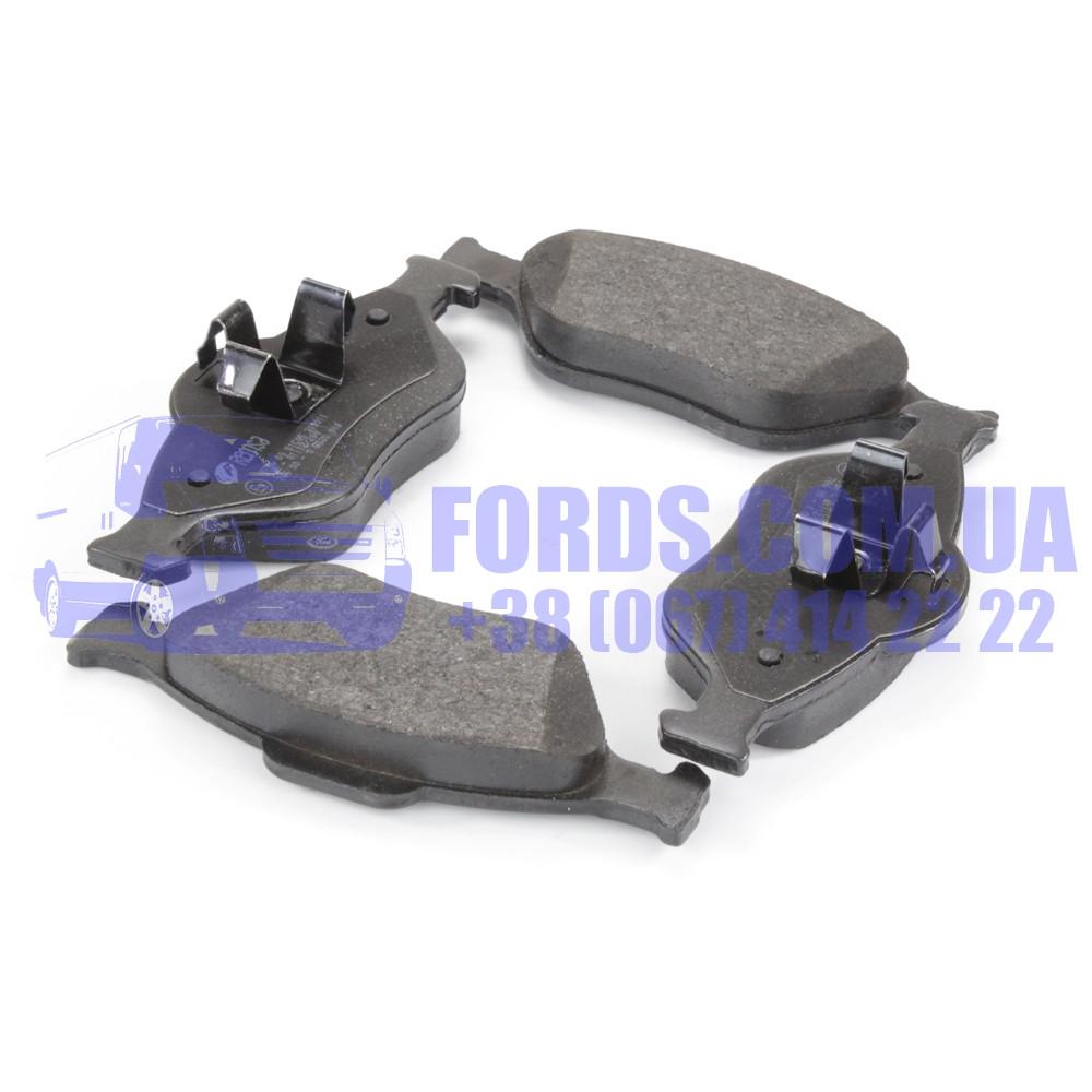 Колодки тормозные задние FORD MONDEO/FOCUS/KUGA 2007-2014 (1756395/6G912M008GF/125600) REMSA