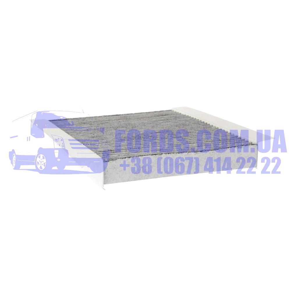 Фильтр салона FORD FOCUS/C-MAX/MONDEO/KUGA 2003-2014 (Уголь) (1315687/3M5J19G244AA/1732085) KRAFT