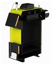 Экономный котел на твердом топливе KRONAS ЭKO PLUS 20 кВт с электронным управлением Кронас Эко, фото 2