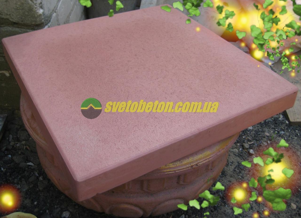 Большие тротуарные плиты бетонные, тротуарная плитка больших размеров.