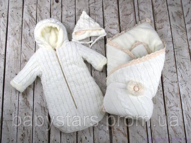 набір для новонародженого зима