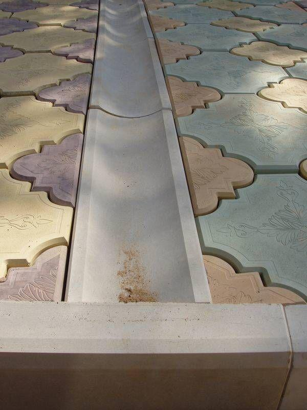 тратуарный бетон