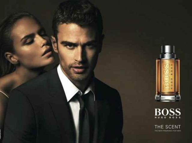 Мужская парфюмерия и духи компании Hugo Boss
