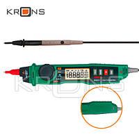 Мультиметр Mastech MS8211 тестер-ручка с бесконтактным пробником