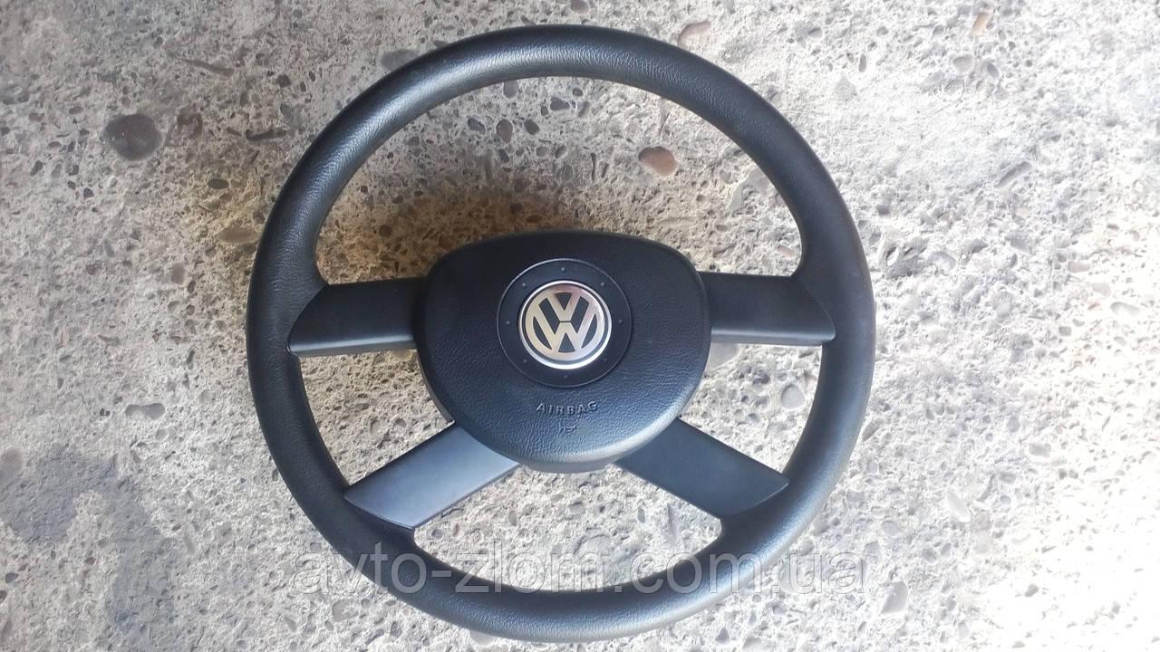 Руль Volkswagen Polo 9N, Golf 5, Поло, Гольф 5.