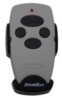 Doorhan Transmitter-4. 4-х канальный пульт ДУ для ворот и шлагбаумов.