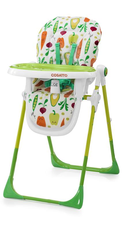 Cosatto - Стульчик Noodle, цвет SUPERFOODS