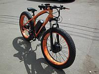 Полноприводный Электро Фэтбайк Электро велосипед