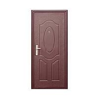 Дверь металлическая M-143 86 см левая