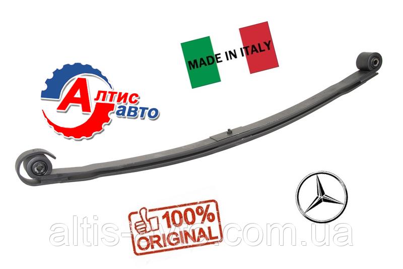 Рессора Mercedes  Actros,Atego,Axor (2-х. листовая Италия)
