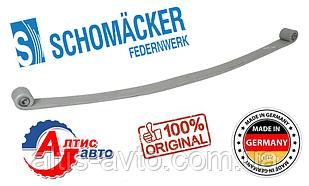 Рессора Volvo  FH 12 13 16, FM 7, 9, 10, 12 (коренной лист Шумахер усилиная) грузовые