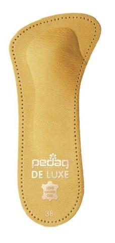 Полустельки ортопедические для всех типов обуви с каблуком до 4 см PEDAG 123 Deluxe