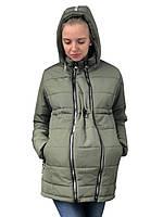 Демисезонная куртка для беременных № 8010
