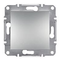 Кнопка дзвінка Schneider Electric Asfora алюміній