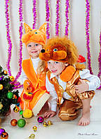 Дитячий костюм Білочка для дівчаток, фото 1