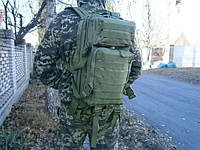 Рюкзак штурмовой Assault I Basic 30 л оливковый MFH Int. Comp ( Макс Фукс ) Германия.