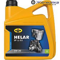 Моторное масло Kroon-Oil Helar SP LL-03 5W-30 (4 л)