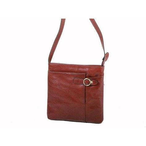 b6578354c0da Женская сумка кожаная винная Katana Франция Red1807: продажа, цена в ...