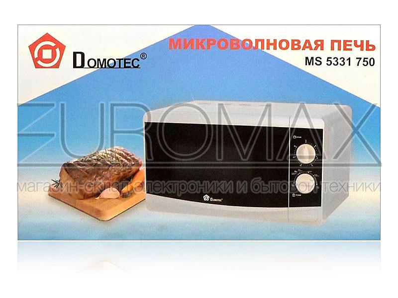 Печь микроволновая Domotec 700Вт 20л MS-5331-750