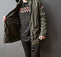 Мужская куртка, Бомбер, Ветровка