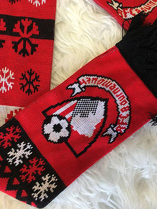 Футбольный шарф Борнмут A.F.C. Bournemouth, фото 2