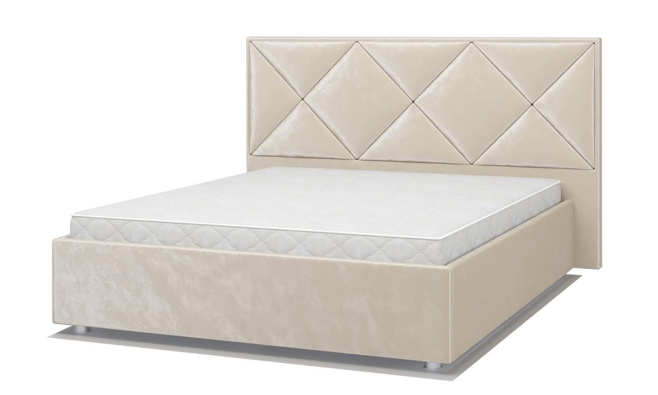 Кровать-подиум Кристалл 160х200 (Миссони 9016-002)