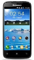 Бюджетный двухстандартный смартфон Lenovo A375E Black CDMA+GSM