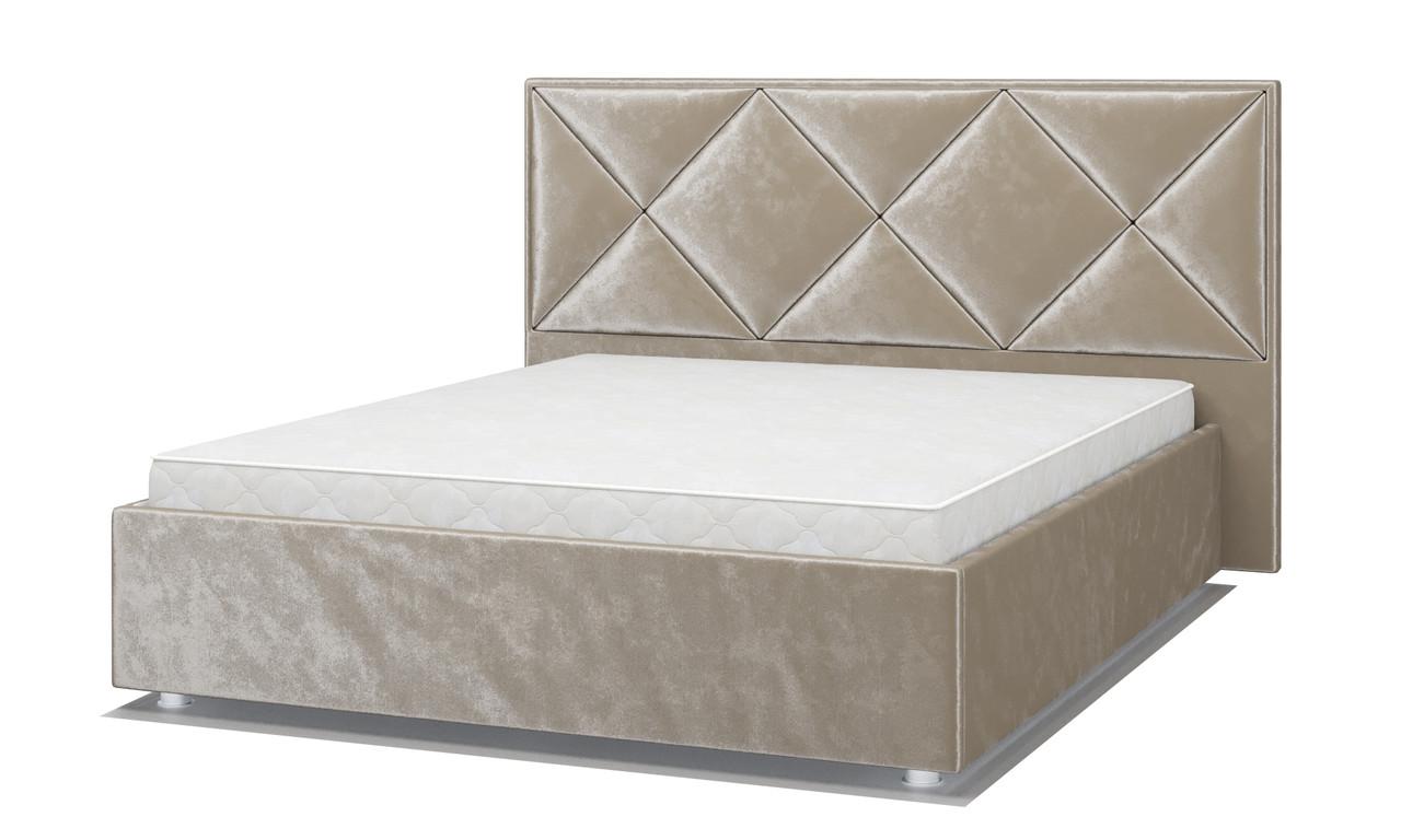 Кровать-подиум Кристалл 160х200 (Миссони 9016-004)