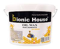 """Масло-воск для защиты древесины """"Bionic House"""" 3 л"""