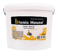 """Масло-воск для дерева """"Bionic House"""" 10 л"""