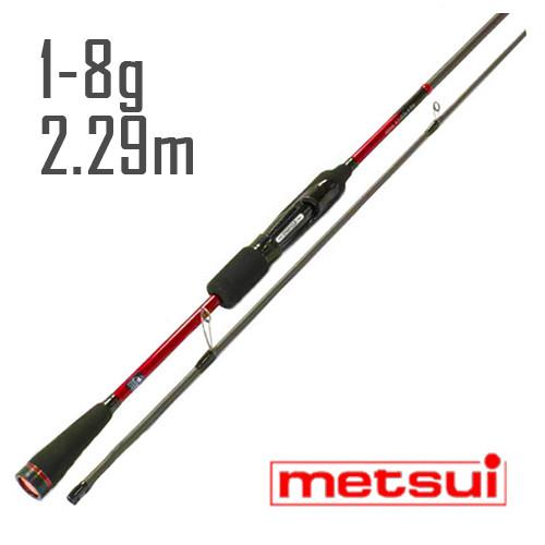 Спиннинг Metsui Specter Micro Jig 762UL 2,29 m. 1-8g.