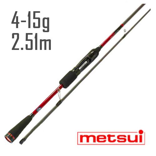 Спиннинг Metsui Specter 832L 2,51 m. 4-15g.