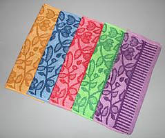 Полотенце для рук и лица махровое 90х50 см