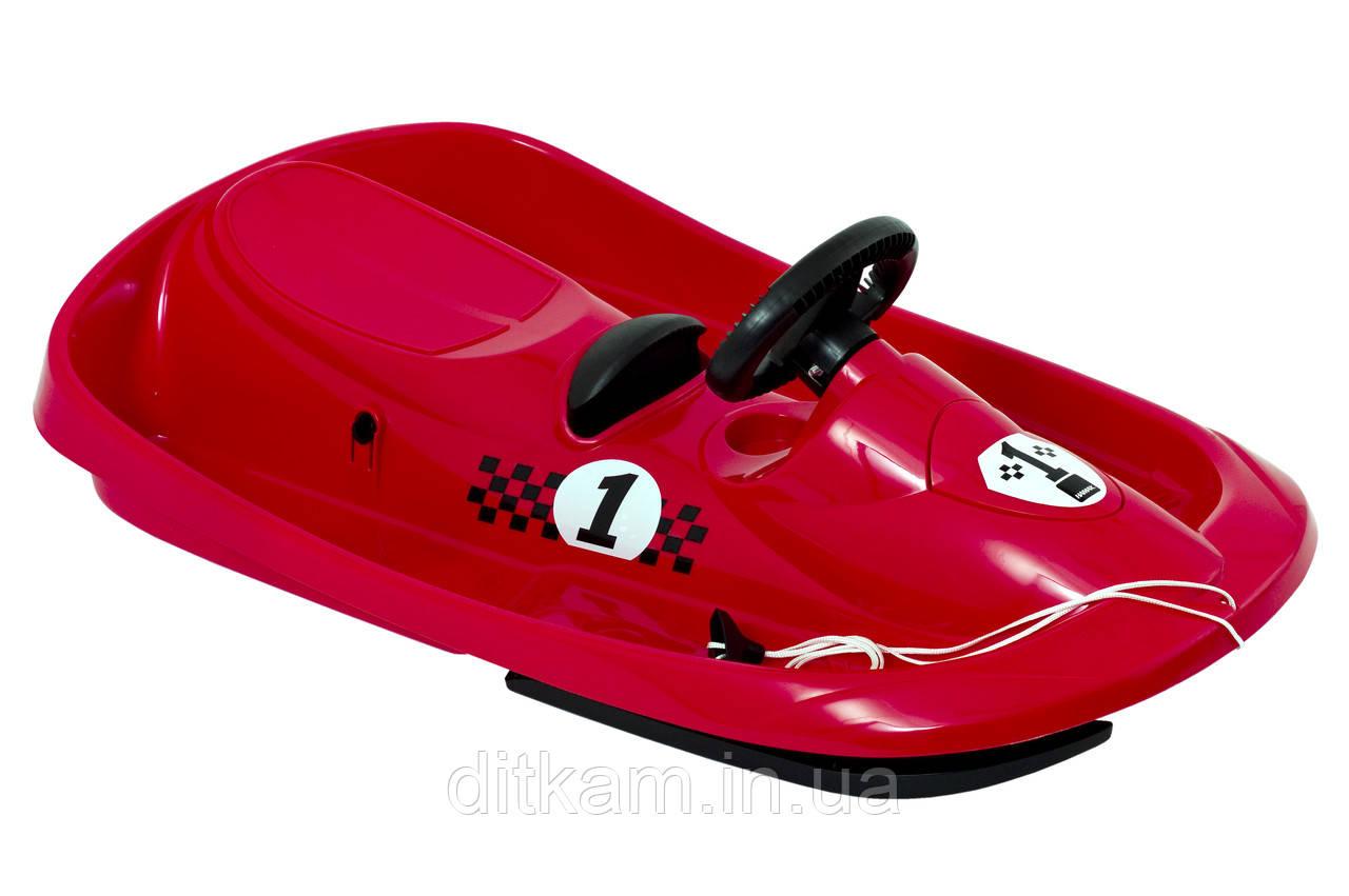 Санки Sno Formel (Hamax) красные